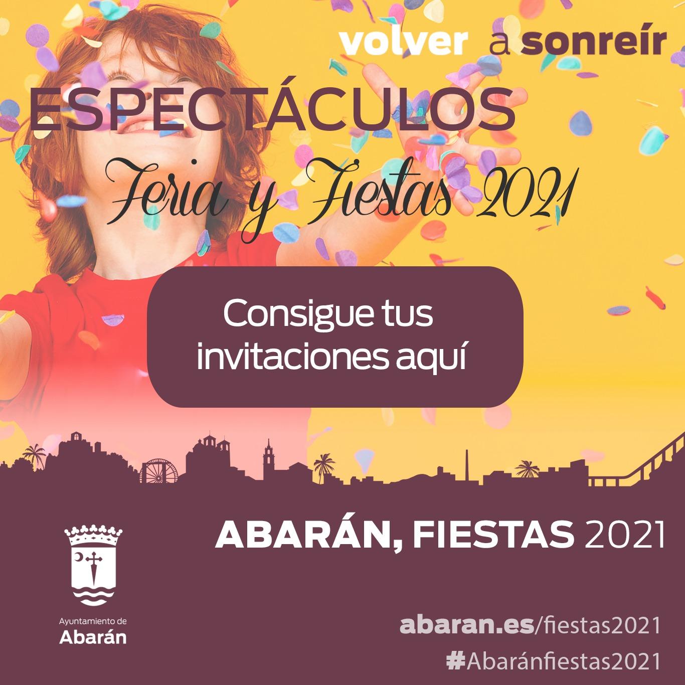 Cartel Fiestas 2021