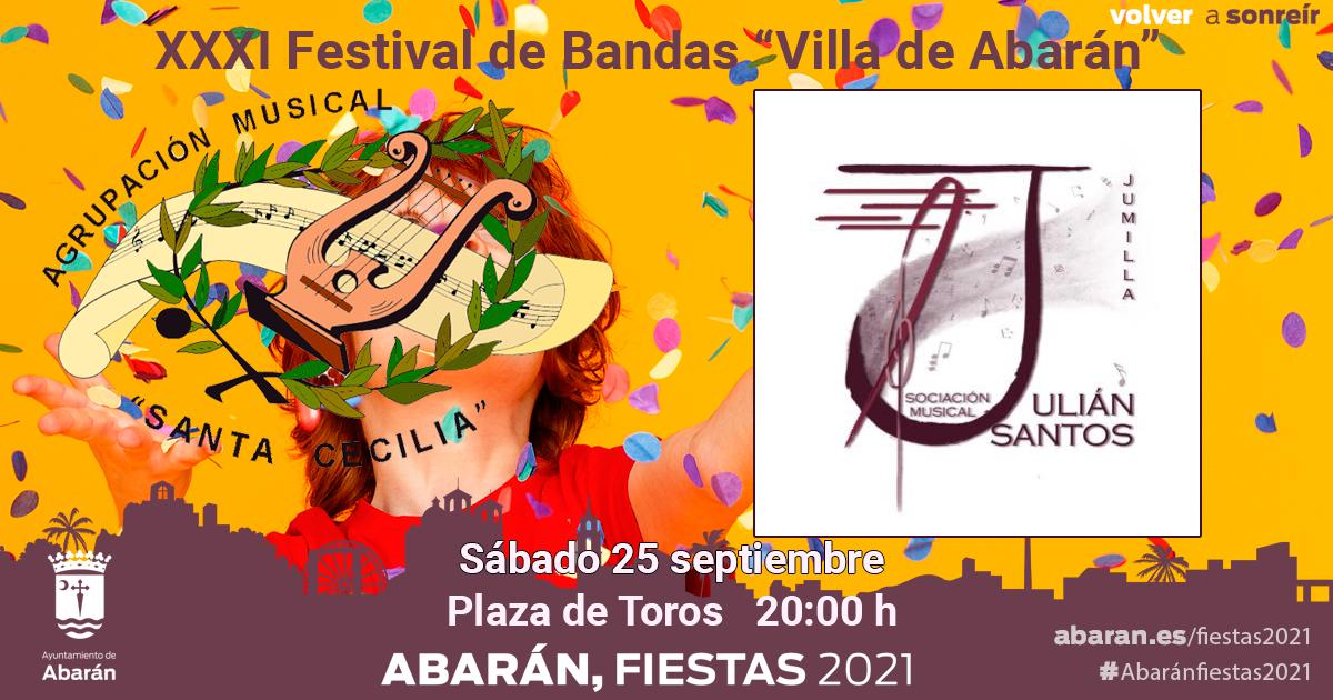 XXXI Festival de Bandas Villa de Abarán
